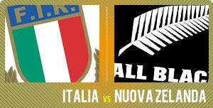 biglietti Italia-Nuova Zelanda